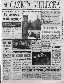 Gazeta Kielecka: 24 godziny, 1993, R.5, nr 224