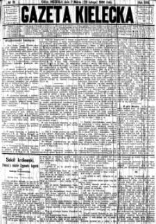Gazeta Kielecka, 1886, R.17, nr 22