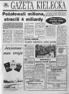 Gazeta Kielecka: 24 godziny, 1993, R.5, nr 226