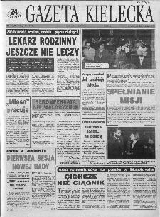 Gazeta Kielecka: 24 godziny, 1993, R.5, nr 228