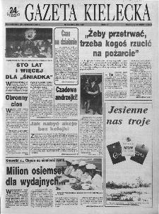 Gazeta Kielecka: 24 godziny, 1993, R.5, nr 231