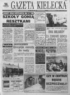 Gazeta Kielecka: 24 godziny, 1993, R.5, nr 234