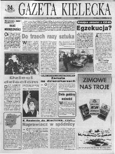 Gazeta Kielecka: 24 godziny, 1994, R.6, nr 6