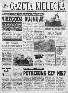 Gazeta Kielecka: 24 godziny, 1994, R.6, nr 8