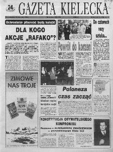 Gazeta Kielecka: 24 godziny, 1994, R.6, nr 16