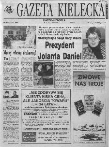 Gazeta Kielecka: 24 godziny, 1994, R.6, nr 20
