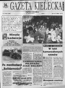Gazeta Kielecka: 24 godziny, 1994, R.6, nr 30
