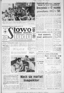 Słowo Ludu : dziennik Polskiej Zjednoczonej Partii Robotniczej, 1986 R.XXXVII, nr 235