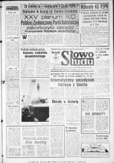 Słowo Ludu : dziennik Polskiej Zjednoczonej Partii Robotniczej, 1986 R.XXXVII, nr 63