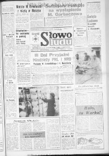 Słowo Ludu : dziennik Polskiej Zjednoczonej Partii Robotniczej, 1986 R.XXXVII, nr 115