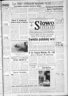 Słowo Ludu : dziennik Polskiej Zjednoczonej Partii Robotniczej, 1986 R.XXXVII, nr 116