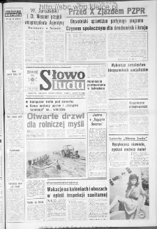 Słowo Ludu : dziennik Polskiej Zjednoczonej Partii Robotniczej, 1986 R.XXXVII, nr 146