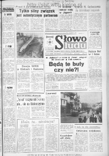 Słowo Ludu : dziennik Polskiej Zjednoczonej Partii Robotniczej, 1986 R.XXXVII, nr 274