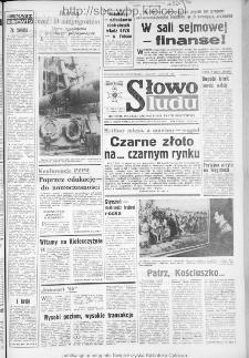 Słowo Ludu : dziennik Polskiej Zjednoczonej Partii Robotniczej, 1986 R.XXXVII, nr 275