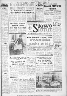 Słowo Ludu : dziennik Polskiej Zjednoczonej Partii Robotniczej, 1986 R.XXXVII, nr 281