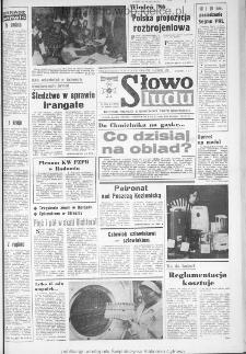Słowo Ludu : dziennik Polskiej Zjednoczonej Partii Robotniczej, 1986 R.XXXVII, nr 287
