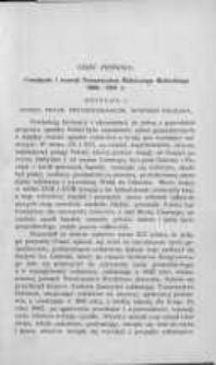 Historja organizacji! społeczno-rolniczych w województwie kieleckiem (1898-1933)