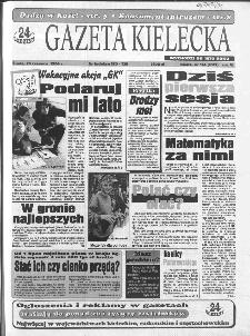 Gazeta Kielecka: 24 godziny, 1994, R.6, nr 124