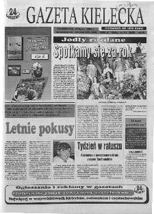 Gazeta Kielecka: 24 godziny, 1994, R.6, nr 142