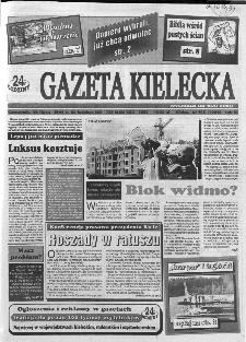 Gazeta Kielecka: 24 godziny, 1994, R.6, nr 145
