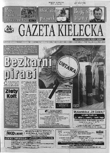 Gazeta Kielecka: 24 godziny, 1994, R.6, nr 170