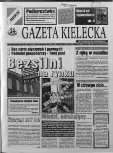 Gazeta Kielecka: 24 godziny, 1994, R.6, nr 206