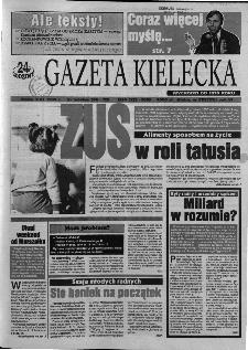 Gazeta Kielecka: 24 godziny, 1994, R.6, nr 217