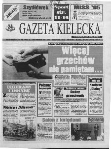 Gazeta Kielecka: 24 godziny, 1994, R.6, nr 244