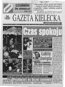 Gazeta Kielecka: 24 godziny, 1994, R.6, nr 249