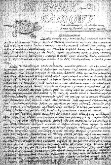 Dziennik Radiowy 1942, nr 4
