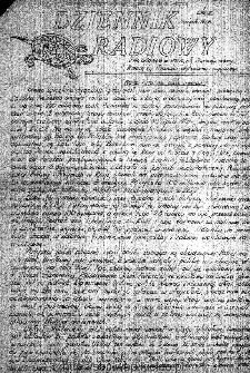 Dziennik Radiowy 1942, nr 6