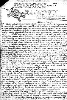 Dziennik Radiowy 1942, nr 8