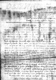 Dziennik Radiowy 1942, nr 17