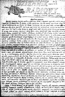 Dziennik Radiowy 1942, nr 19