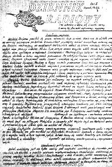 Dziennik Radiowy 1942, nr 25