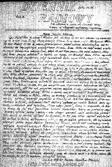 Dziennik Radiowy 1942, nr 35