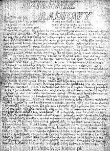 Dziennik Radiowy 1942, nr 102