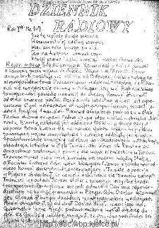Dziennik Radiowy 1942, nr 147
