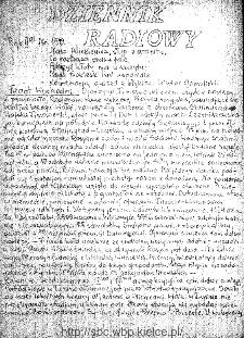 Dziennik Radiowy 1942, nr 150