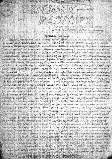 Dziennik Radiowy 1941, nr 355