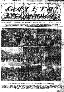 Gazeta Tygodniowa. Poświęcona sprawom religijnym, oświatowym i społecznym,1937, R.8, nr 2