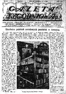 Gazeta Tygodniowa. Poświęcona sprawom religijnym, oświatowym i społecznym,1937, R.8, nr 25