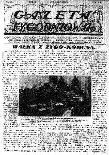 Gazeta Tygodniowa. Poświęcona sprawom religijnym, oświatowym i społecznym,1937, R.8, nr 30
