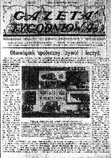 Gazeta Tygodniowa. Poświęcona sprawom religijnym, oświatowym i społecznym,1937, R.8, nr 33
