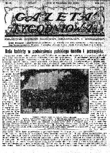 Gazeta Tygodniowa. Poświęcona sprawom religijnym, oświatowym i społecznym,1937, R.8, nr 38