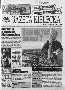Gazeta Kielecka: 24 godziny, 1995, R.7, nr 47