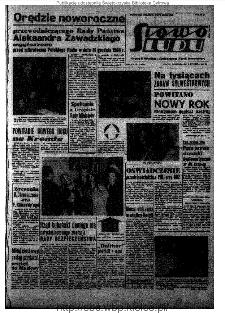 Słowo Ludu : organ Komitetu Wojewódzkiego Polskiej Zjednoczonej Partii Robotniczej, 1961, R.13, nr 2