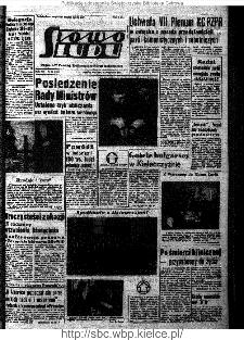 Słowo Ludu : organ Komitetu Wojewódzkiego Polskiej Zjednoczonej Partii Robotniczej, 1961, R.13, nr 24