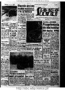 Słowo Ludu : organ Komitetu Wojewódzkiego Polskiej Zjednoczonej Partii Robotniczej, 1961, R.13, nr 26