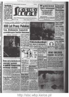 Słowo Ludu : organ Komitetu Wojewódzkiego Polskiej Zjednoczonej Partii Robotniczej, 1961, R.13, nr 84-85 (magazyn)